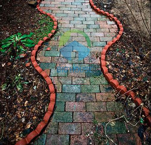 kỹ thuật lát gạch sân vườn 2