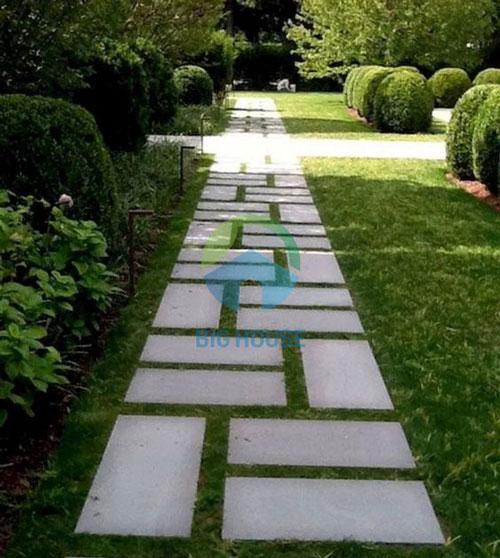 cách lát gạch lát sân vườn 3