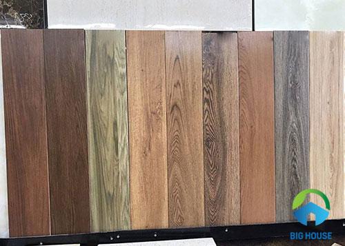 Top 10++ mẫu gạch giả gỗ 15×80 được ưa chuộng nhất hiện nay