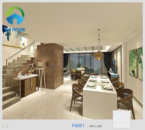 Tổng hợp mẫu gạch lát nền nhà bếp đẹp và chống trơn hiệu quả