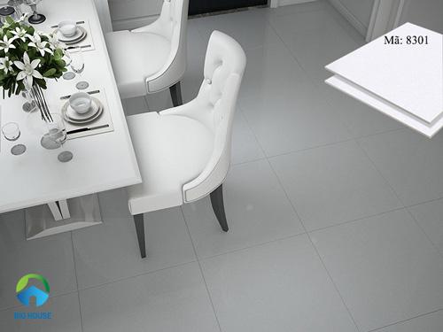 mẫu gạch lát nền nhà bếp