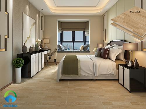 gạch lát nền phòng ngủ 1