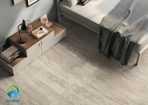 10++ mẫu gạch lát nền phòng ngủ giả gỗ HOT nhất hiện nay