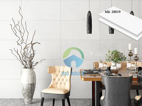 gạch ốp tường bếp màu trắng 6