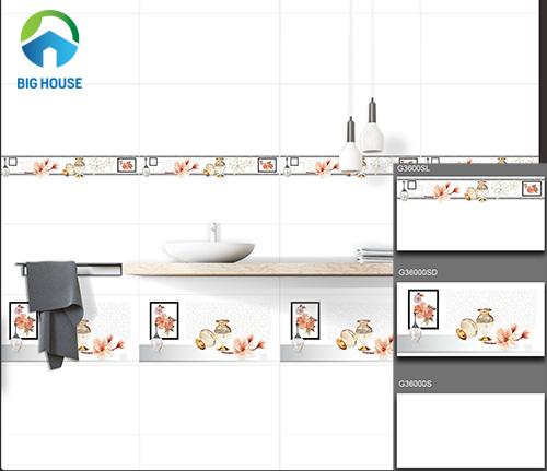 các mẫu gạch ốp nhà tắm