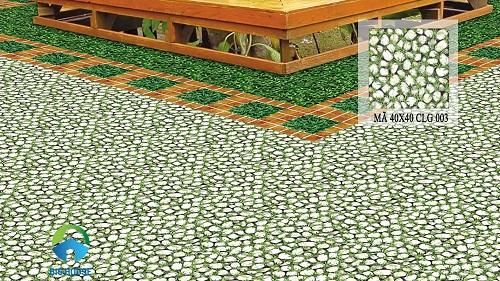 gạch sân vườn chống trơn 2