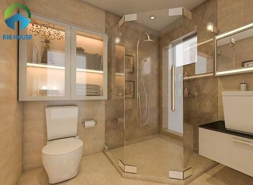 cách chọn gạch ốp tường nhà tắm 2