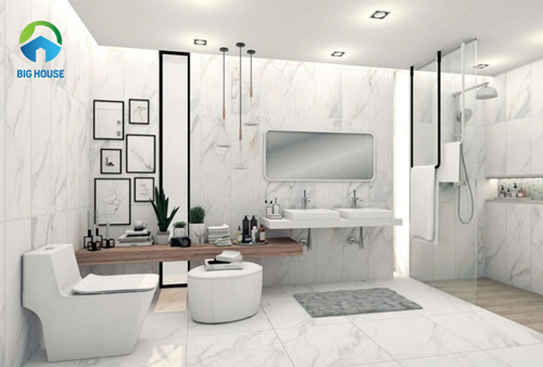 Kinh nghiệm chọn gạch ốp nhà tắm phù hợp từ chuyên gia