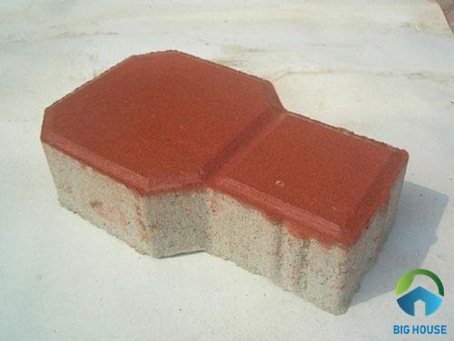 các loại gạch lát vỉa hè