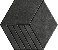 gạch lục giác lát vỉa hè 1