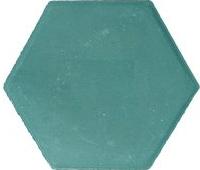 gạch lục giác lát vỉa hè 5