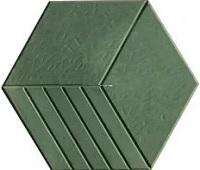 gạch lục giác lát vỉa hè 8