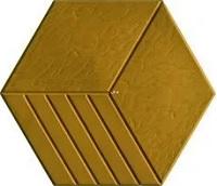 gạch lục giác lát vỉa hè 9