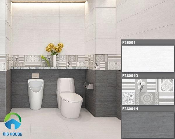 30+ Mẫu gạch ốp tường nhà vệ sinh ĐẸP kèm báo giá Mới 2020