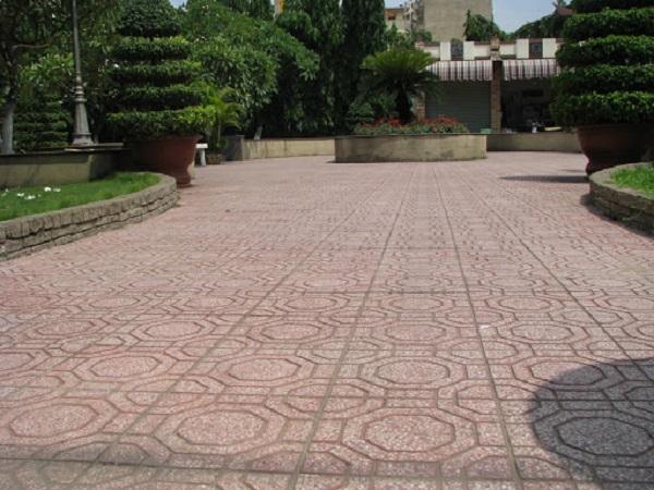 gạch terrazzo lát vỉa hè 9