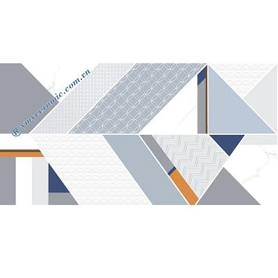 Gạch ốp tường Ý Mỹ 40×80 S4802D