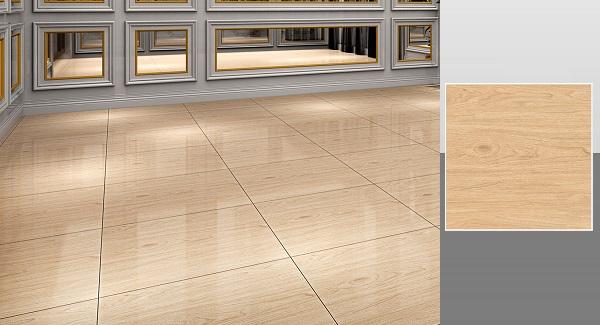 Mẫu gạch vân gỗ Ý Mỹ N68033 có màu sắc nhẹ nhàng, hài hòa