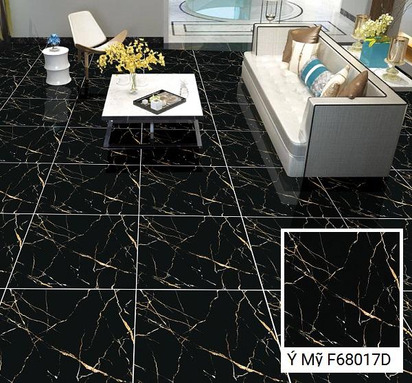 15 mẫu gạch lát nền 60×60 màu đen đẹp kèm báo giá chi tiết