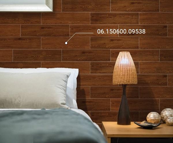 gạch ốp phòng ngủ đẹp giả gỗ