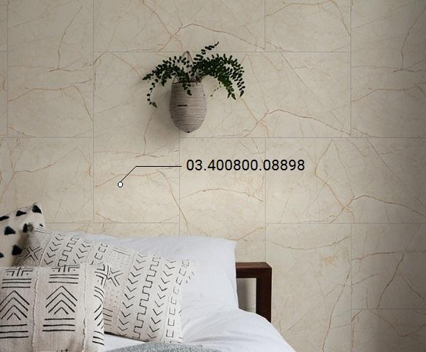 mẫu gạch ốp phòng ngủ đẹp prime