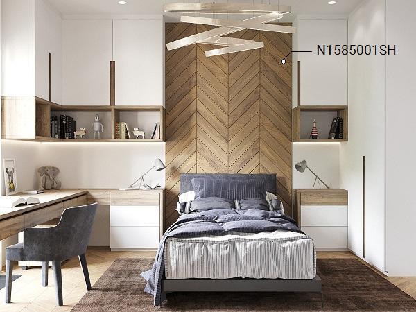 Mẫu gạch ốp tường phòng ngủ N1585001SH