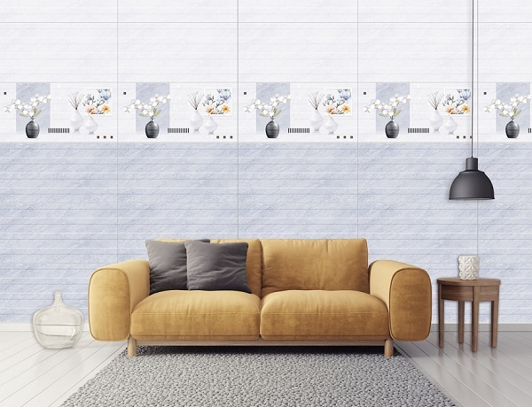 gạch ốp tường màu xám Ý Mỹ S36030 màu xám xanh