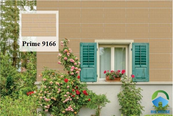 Mẫu gạch Prime 9166 kích thước 30x45 gam màu nâu nhẹ nhàng, đơn giản