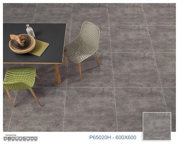 Phối cảnh mẫu gạch Ý Mỹ P65020H