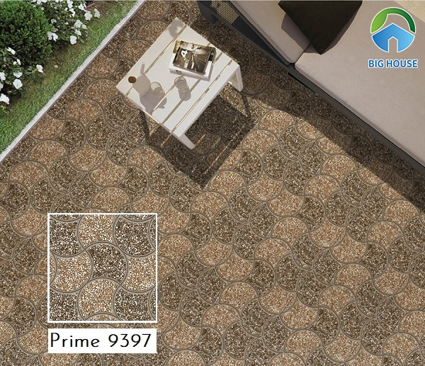 Mẫu gạch Prime 9397 bề mặt định hình chống trơn