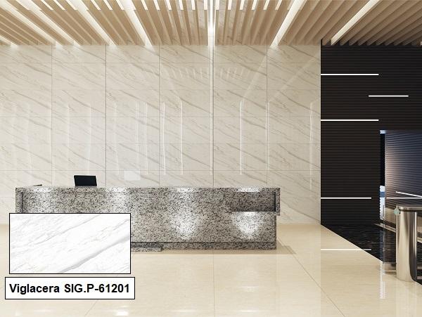 Gạch Viglacera-SIG.P-61201 60x120 vân đá sọc chéo ốp tường
