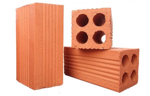 Gạch ống 4 lỗ rỗng giúp lưu thông khí tốt hơn, nhờ đó giúp chống nóng hiệu quả